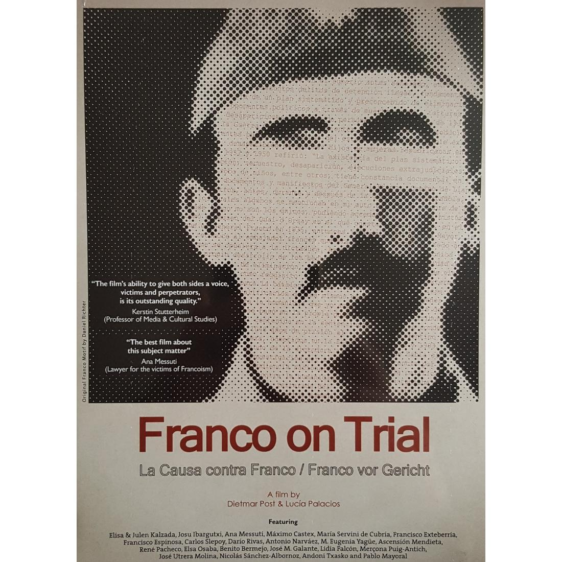 La causa contro Franco (Franco on Trial)