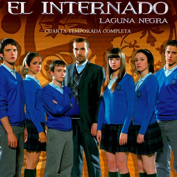 El Internado : Laguna Negra - 4ª Temporada Completa