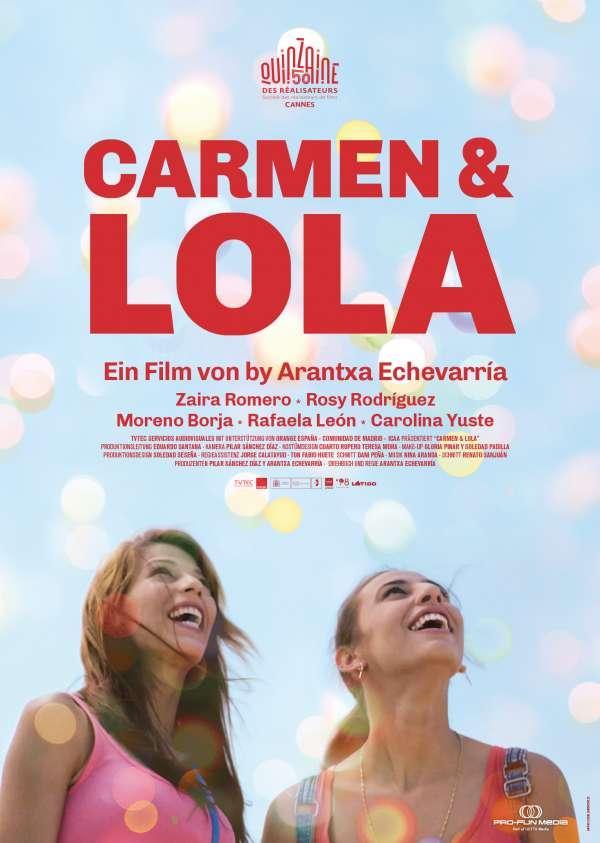 Carmen & Lola (deutsche Ausgabe, erscheint Mitte September)