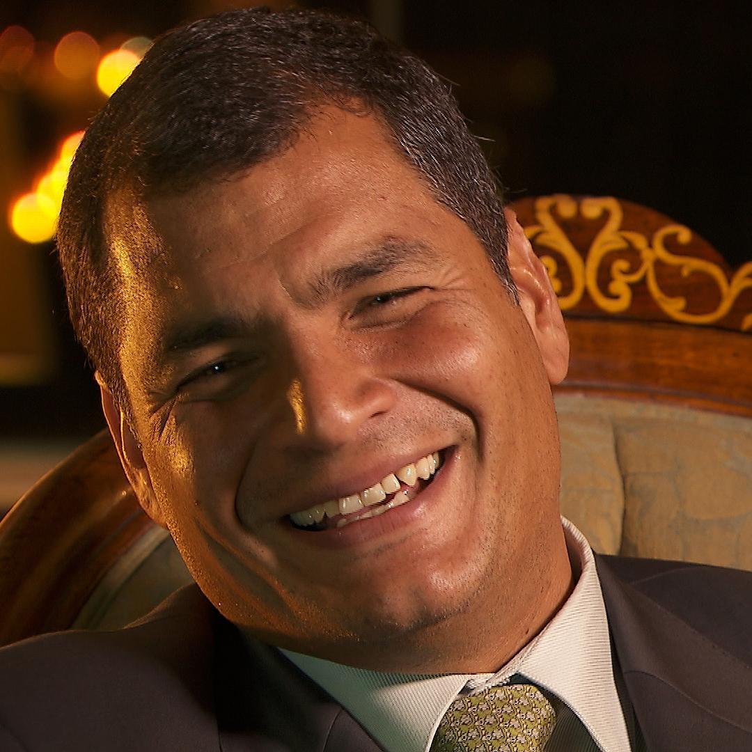 Ecuador - Rafael Correa und der Nationalpark Yasuní