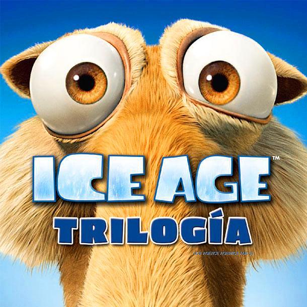 Ice Age Trilogie