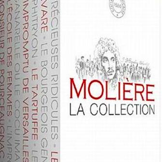 Molière: La Collection 17 DVD's