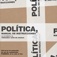 Política : Manual de Instrucciones