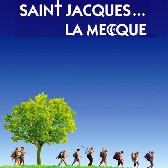 Saint-Jacques...(Pilgern auf Französisch)
