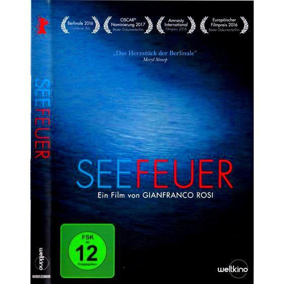 Seefeuer (Fuocoammare)