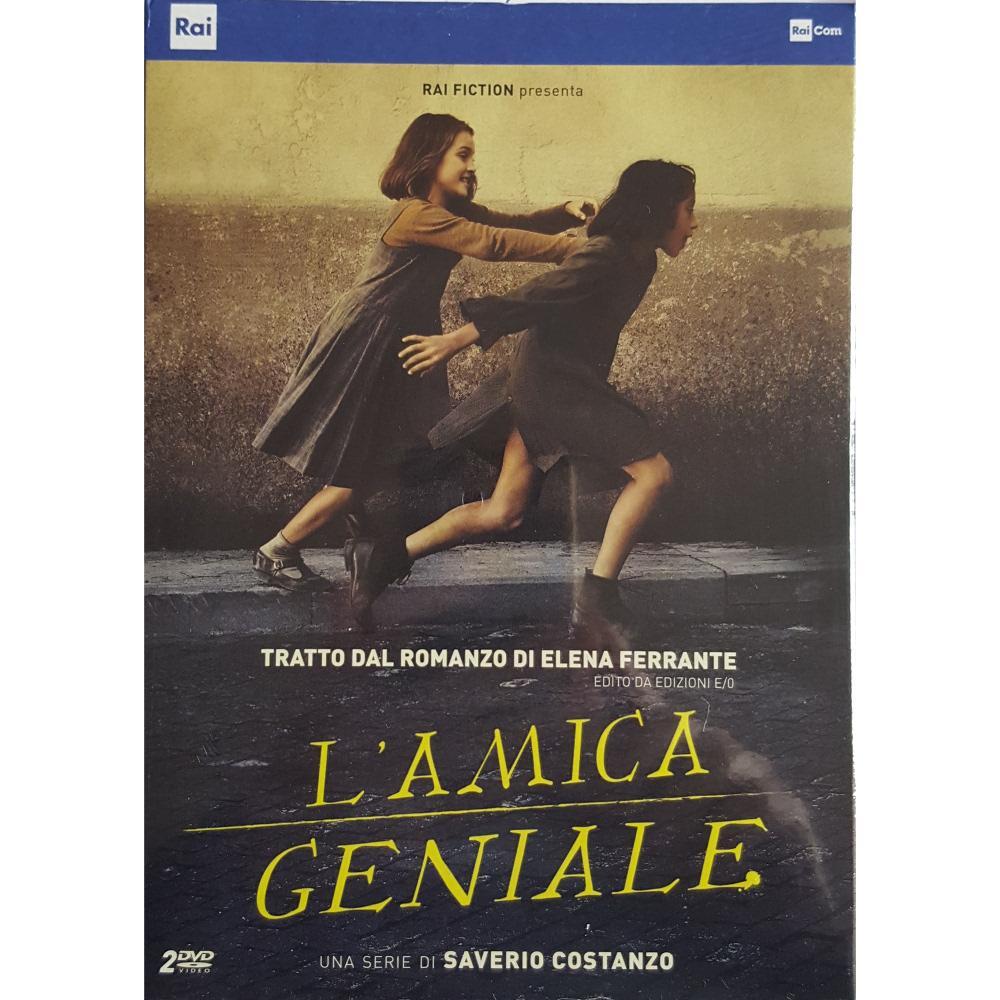 L'amica geniale (2 DVDs)