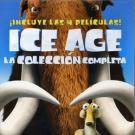 Ice Age. Colección Completa (4DVD)