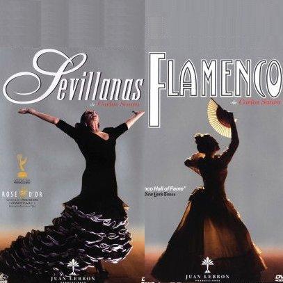 Box Carlos Saura Sevillanas + Flamenco